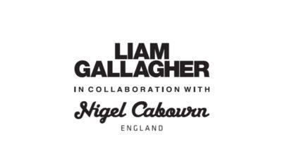 リアム・ギャラガーと世界的デザイナーのナイジェル・ケーボンがコラボアイテムを発表