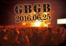 ミスチル出演決定!ROGUE主催のライブイベント「GBGB2016」出演者発表!