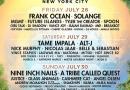 フジロックと同日程のNY開催「パノラマ」がラインナップを発表!