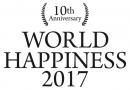 「WORLD HAPPINESS 2017」葛西臨海公園にて開催決定