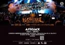 ハウステンボスで開催される「Hanniball Halloween Music Festival」第1弾で、AFROJACKら出演決定
