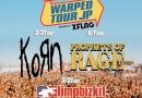 日本初上陸!「Vans Warped Tour Japan 2018 presented by XFLAG」開催決定
